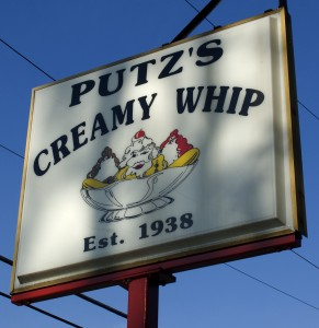 Post image for Putz&#8217;s Creamy Whip